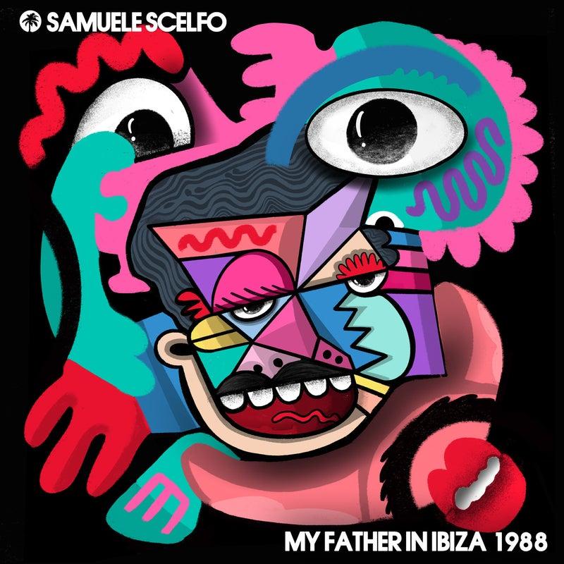 My Father in Ibiza 1988