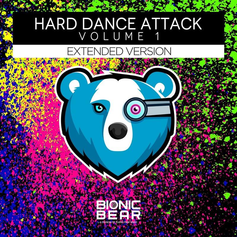 Bionic Bear - Hard Dance Attack Vol. 1 (Extended Version)