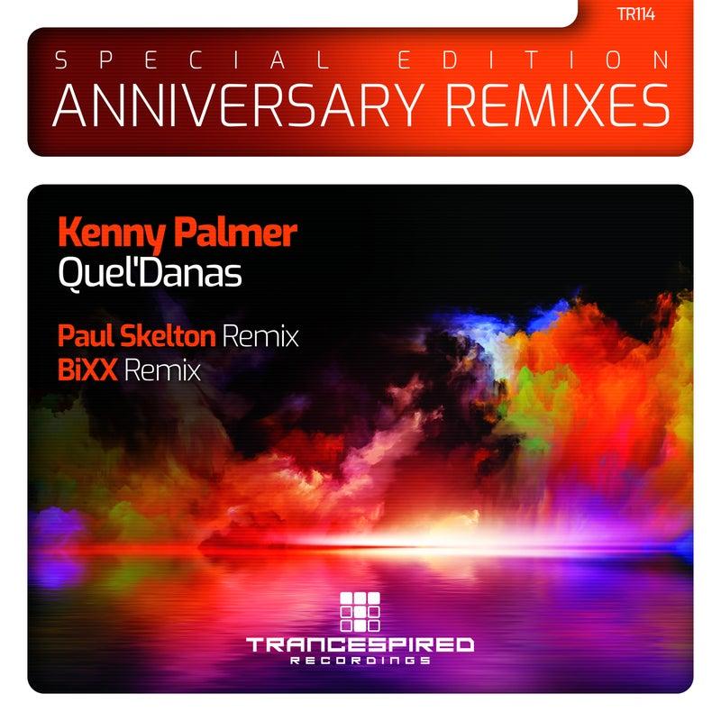Quel'Danas : Anniversary Remixes