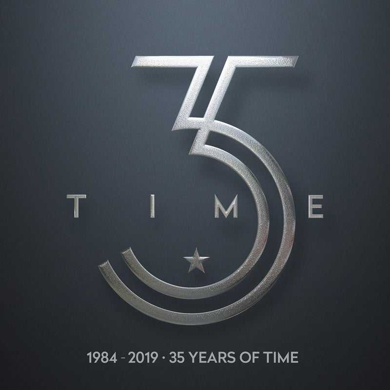 Time 35 (1984-2019 35 Years of Time)