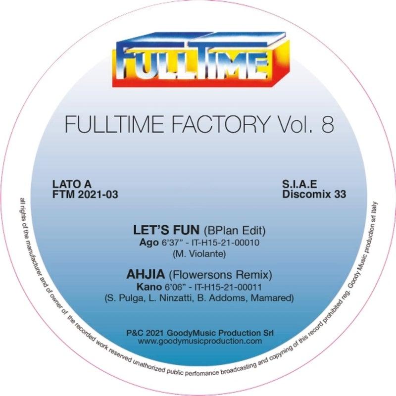 FULLTIME FACTORY Vol. 8