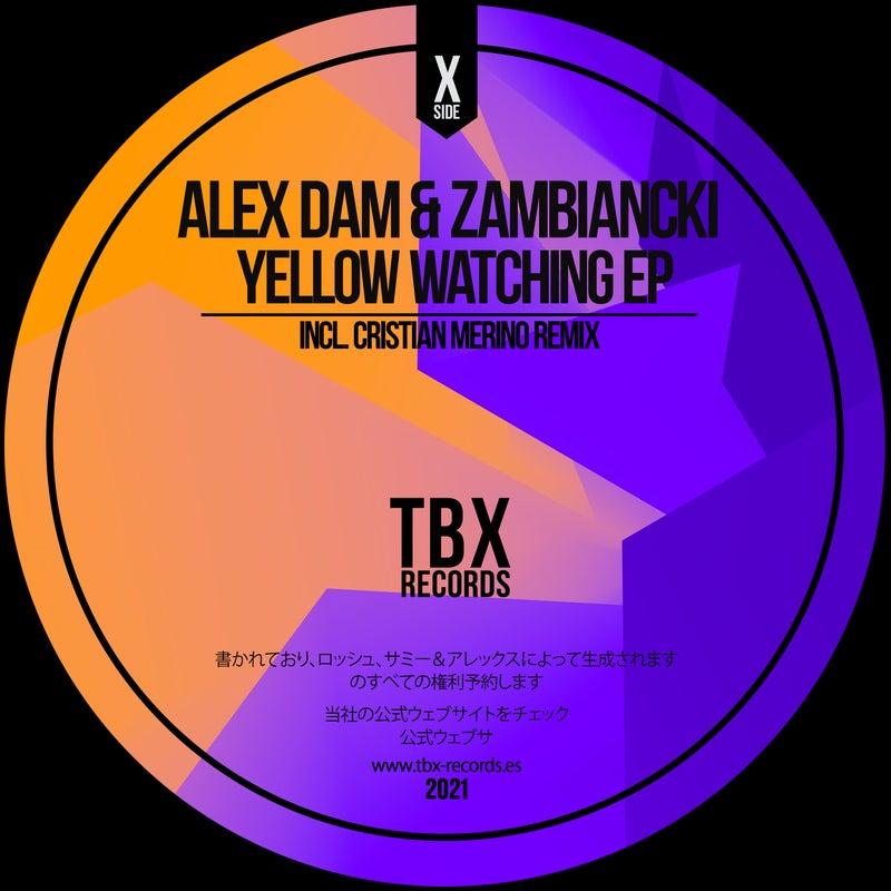 Yellow Watching EP