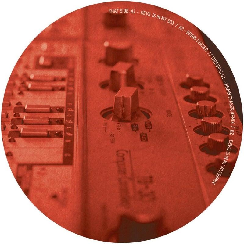 Devil's In My 303 EP