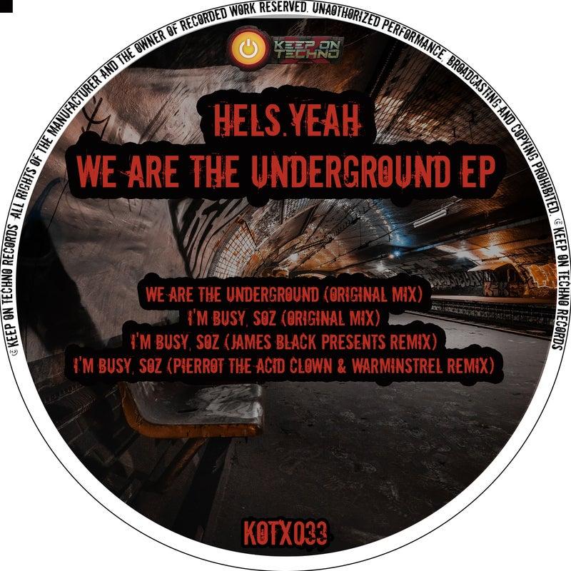 We Are The Underground EP