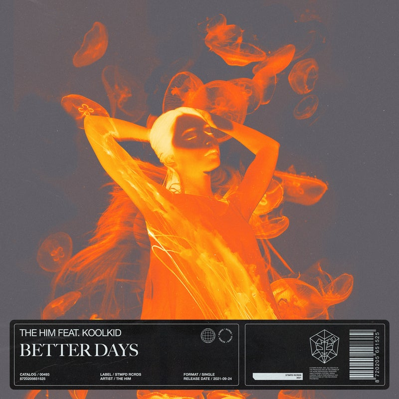 Better Days (feat. KOOLKID) - Extended Mix