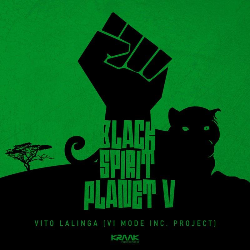 Black Spirit Planet V