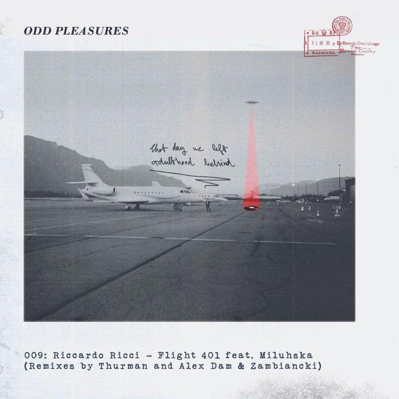 Flight 401 feat. Miluhska