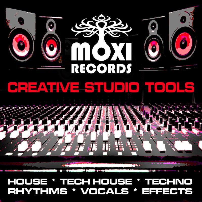 Moxi Creative Studio Tools Vol 14