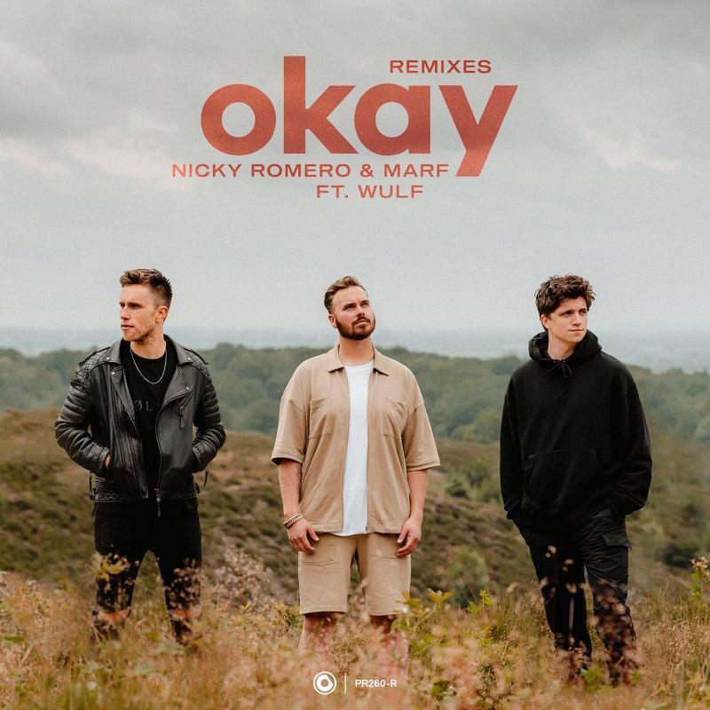 Okay - Extended Remixes
