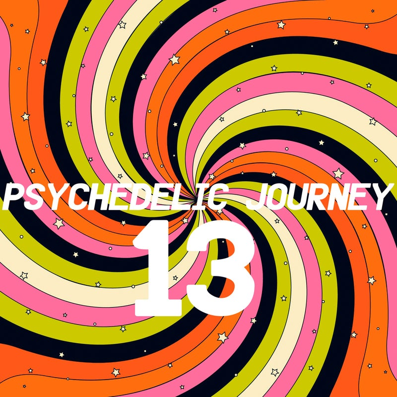 Psychedelic Journey 13