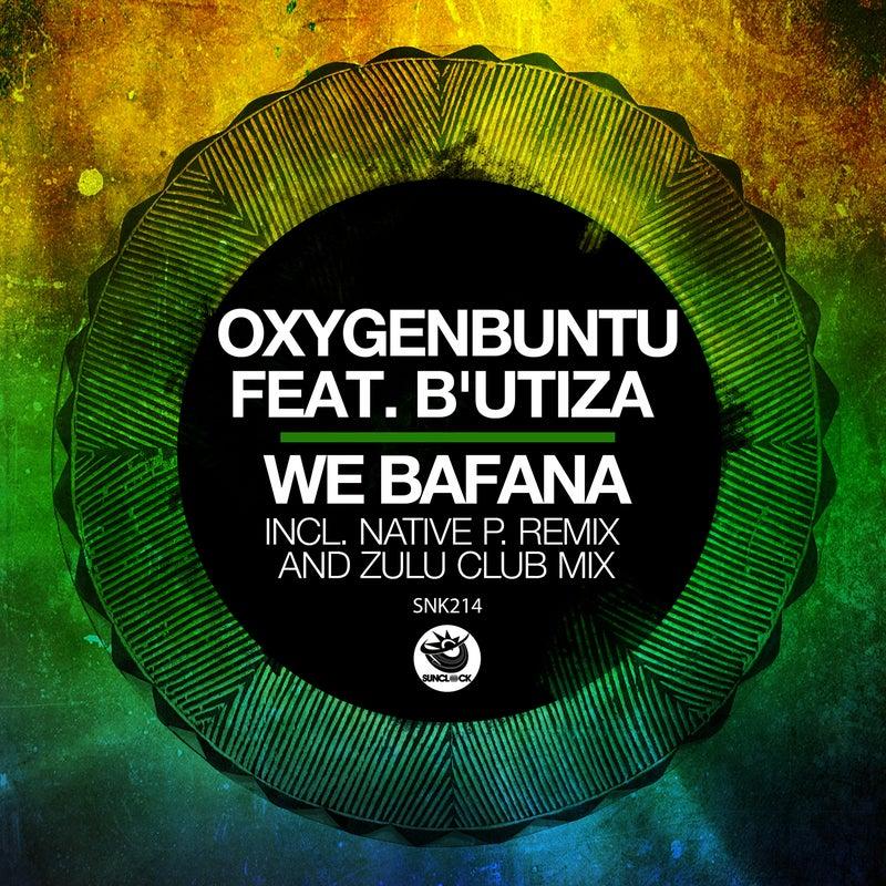 We Bafana (Native P. Remix & Zulu Club Mix)