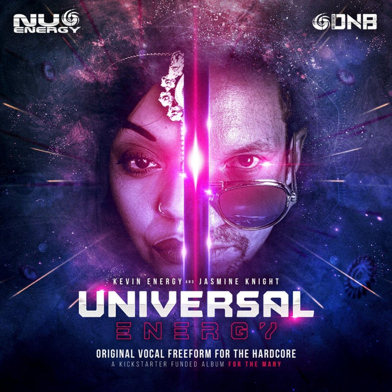 Universal Energy - Freeform Singles