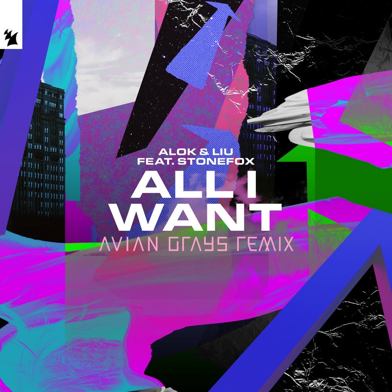 All I Want - AVIAN GRAYS Remix
