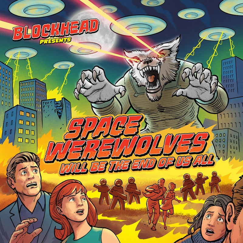 Space Werewolves Will Be the End of Us All