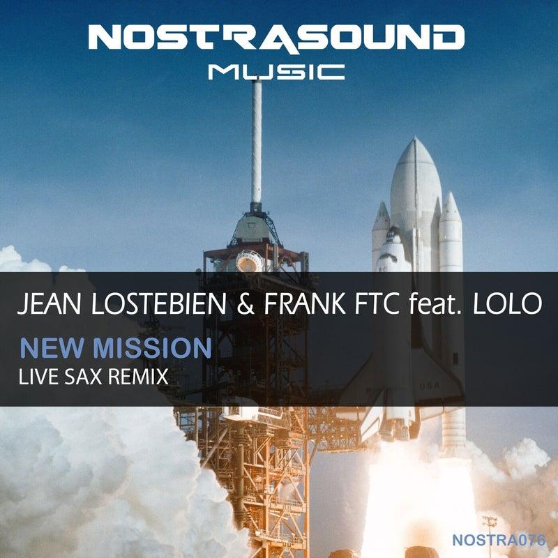 New Mission (Live Sax Remix)