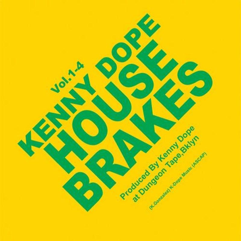House Brakes Vol.1-4 Kenny Dope