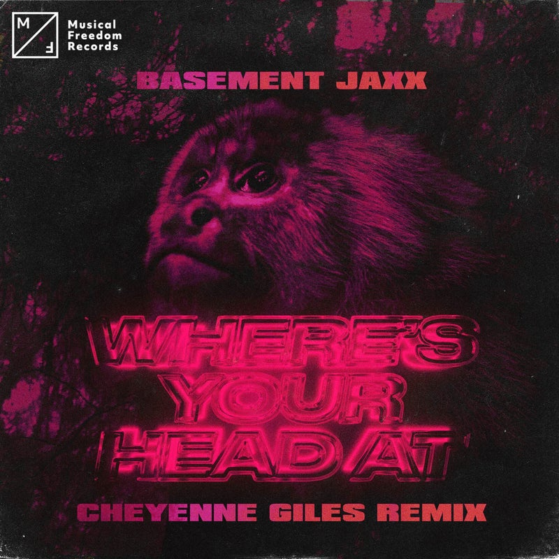 Where's Your Head At (Cheyenne Giles Extended Remix)