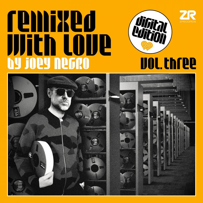 Remixed With Love By Joey Negro Vol.3 - Digital Edition