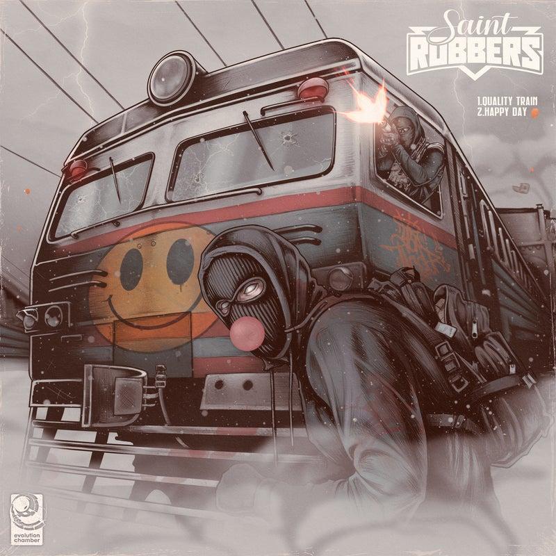 Quality Train / Happy Day