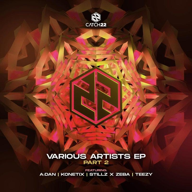 Various Artists EP Volume 2