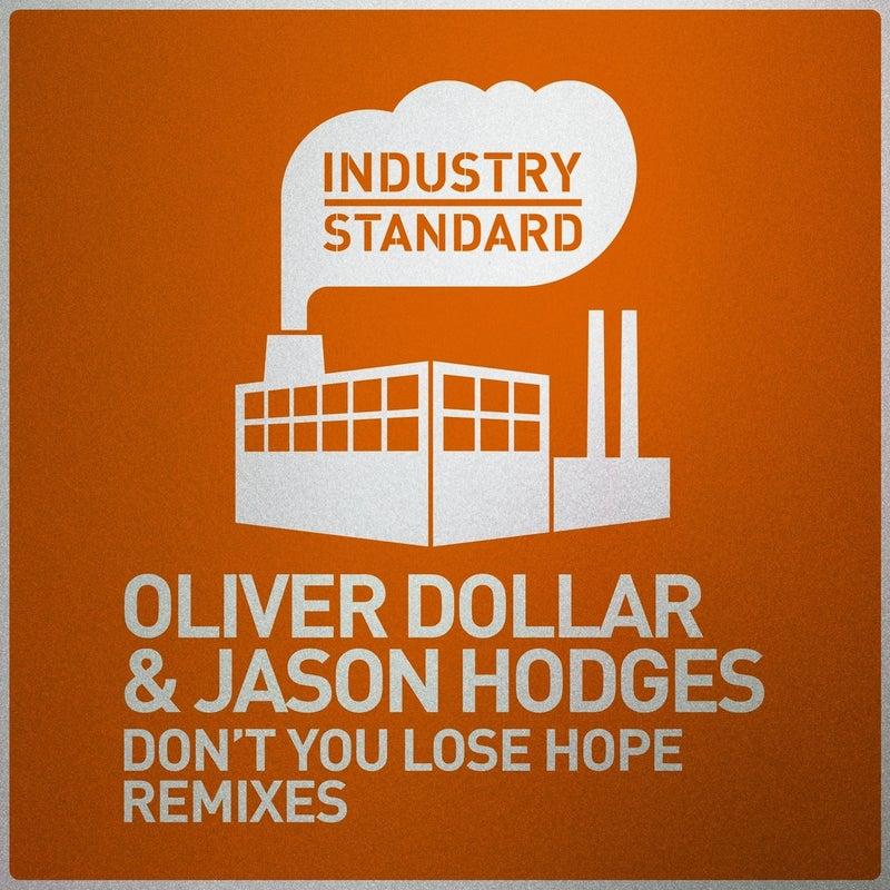 Don't You Lose Hope Remixes