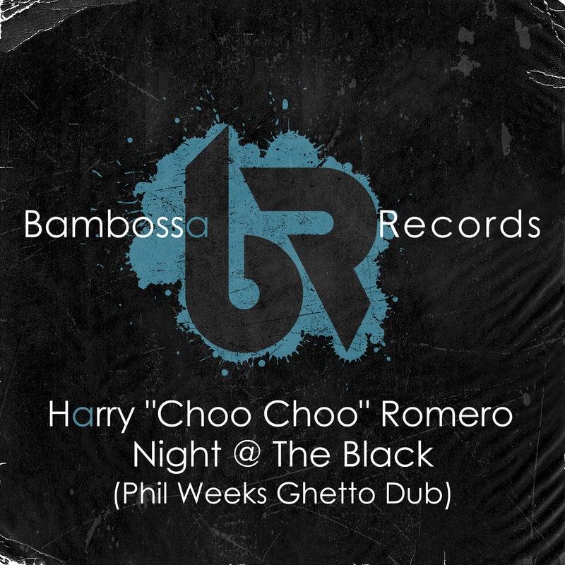 Night @ The Black - Phil Weeks Ghetto Dub