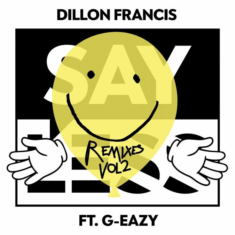 Say Less - Remixes, Vol.2