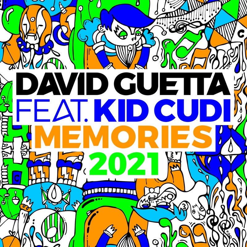 Memories (feat. Kid Cudi) [2021 Remix]