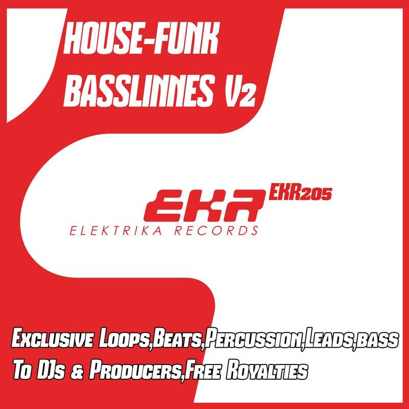 HOUSE-FUNK BASSLINNES V2