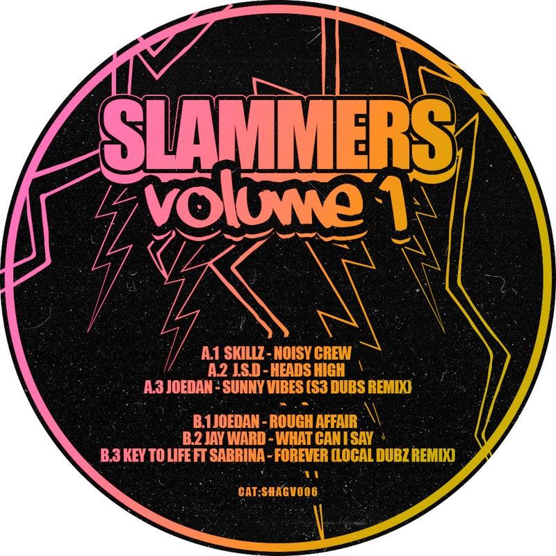 Slammers, Vol. 1