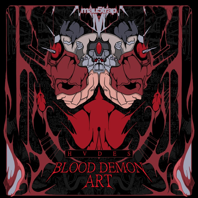 blood demon art