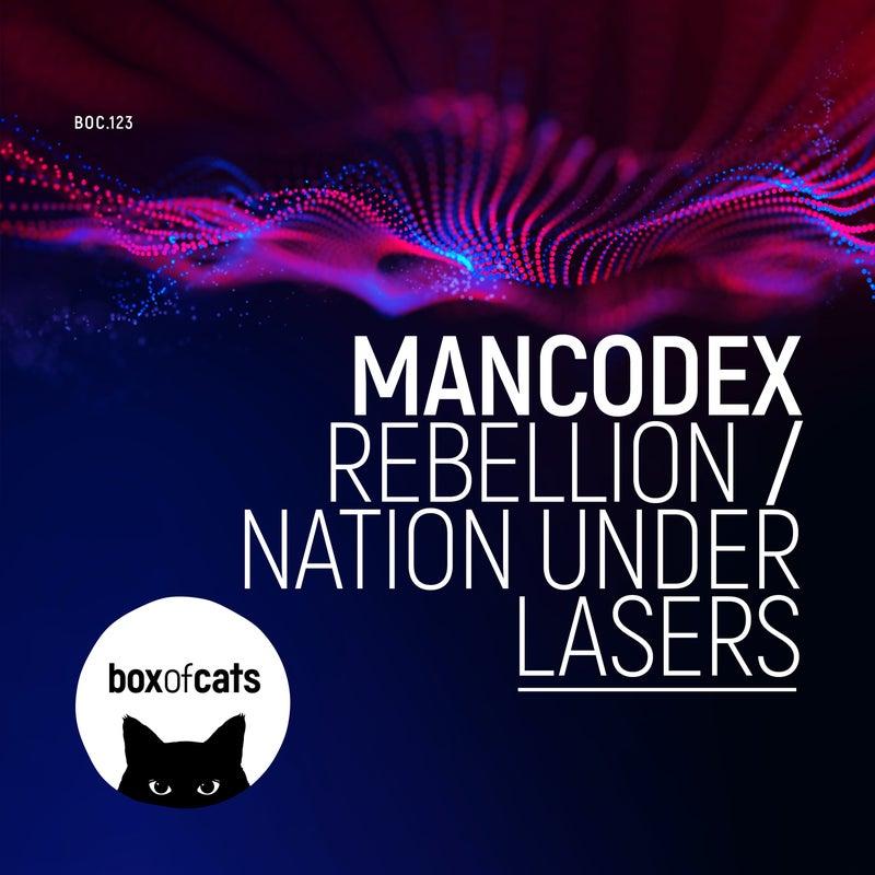 Nation Under Lasers / Rebellion