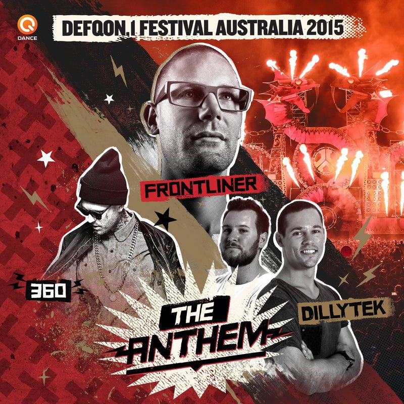 No Guts No Glory (Defqon.1 Australia Anthem 2015)