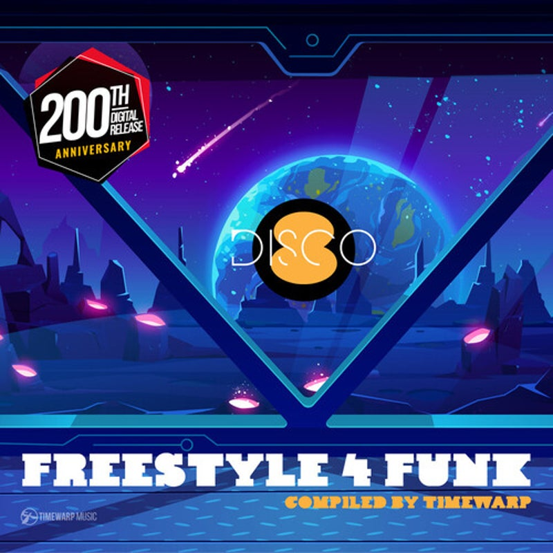 Freestyle 4 Funk 8 (Compiled by Timewarp) (#Disco)