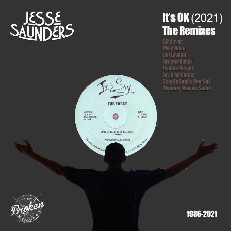 Its OK (The Remixes)