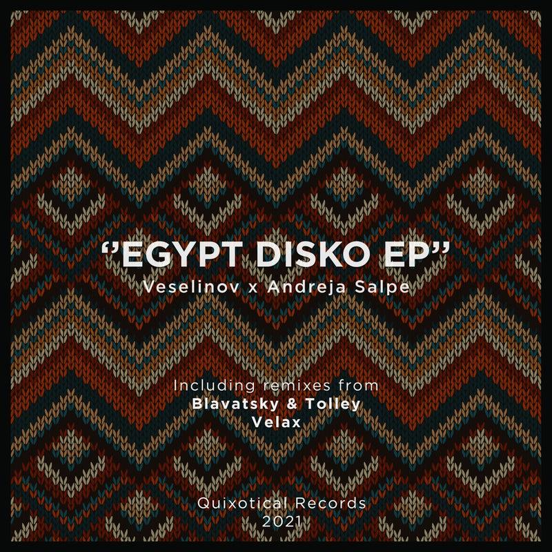 Egypt Disko EP