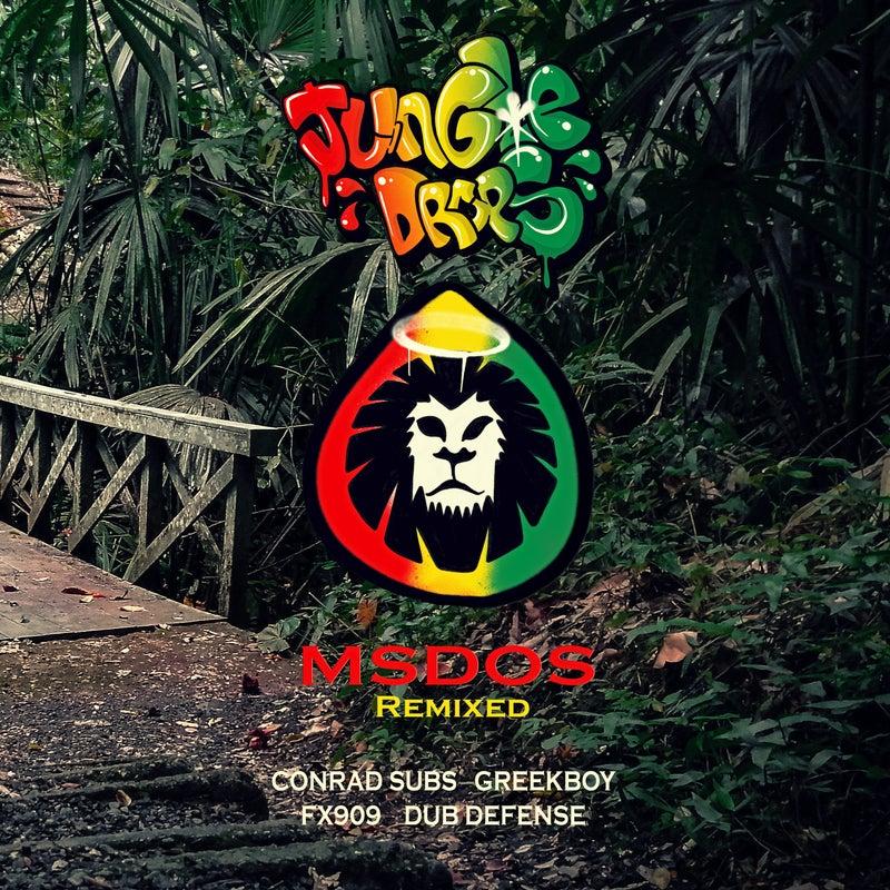 Jungle Drops 30 Remixed
