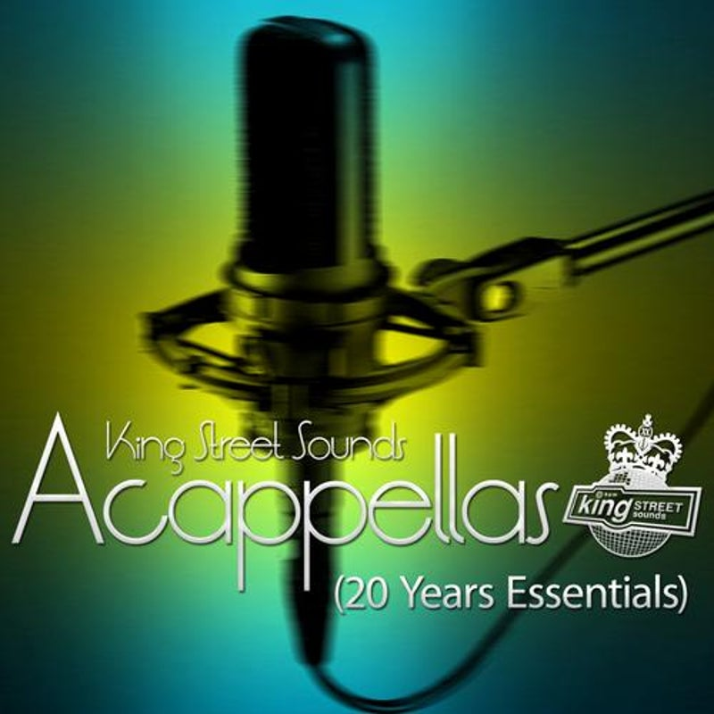 King Street Sounds Accapellas (20 Years Essentials)