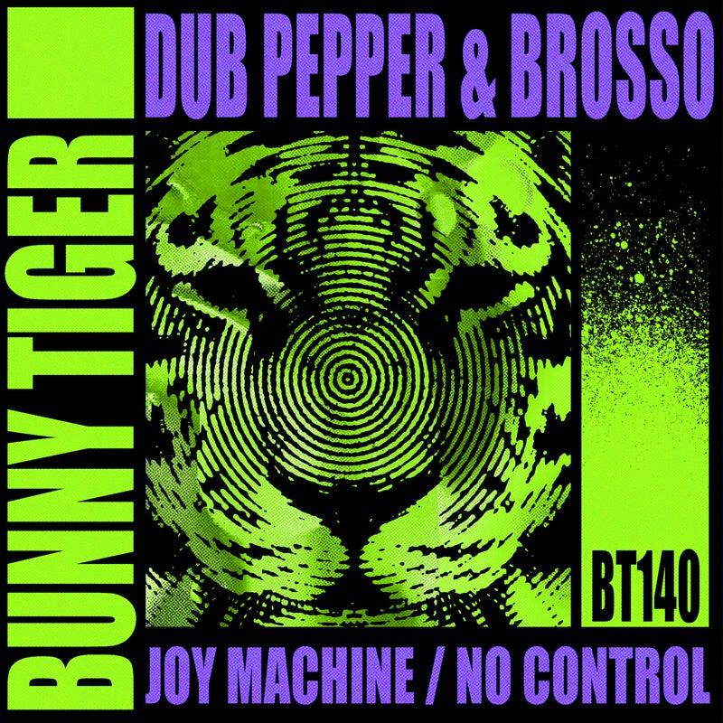 Joy Machine / No Control