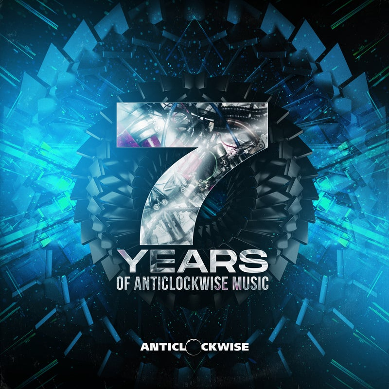 7 Years Of Anticlockwise Music
