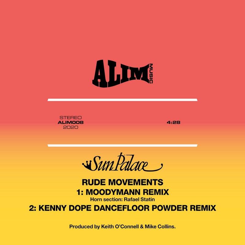 Rude Movements (Moodymann Remix / Kenny Dope Dancefloor Powder Remix)