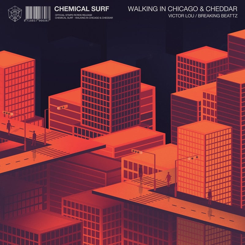 Walking In Chicago & Cheddar - Extended Mixes