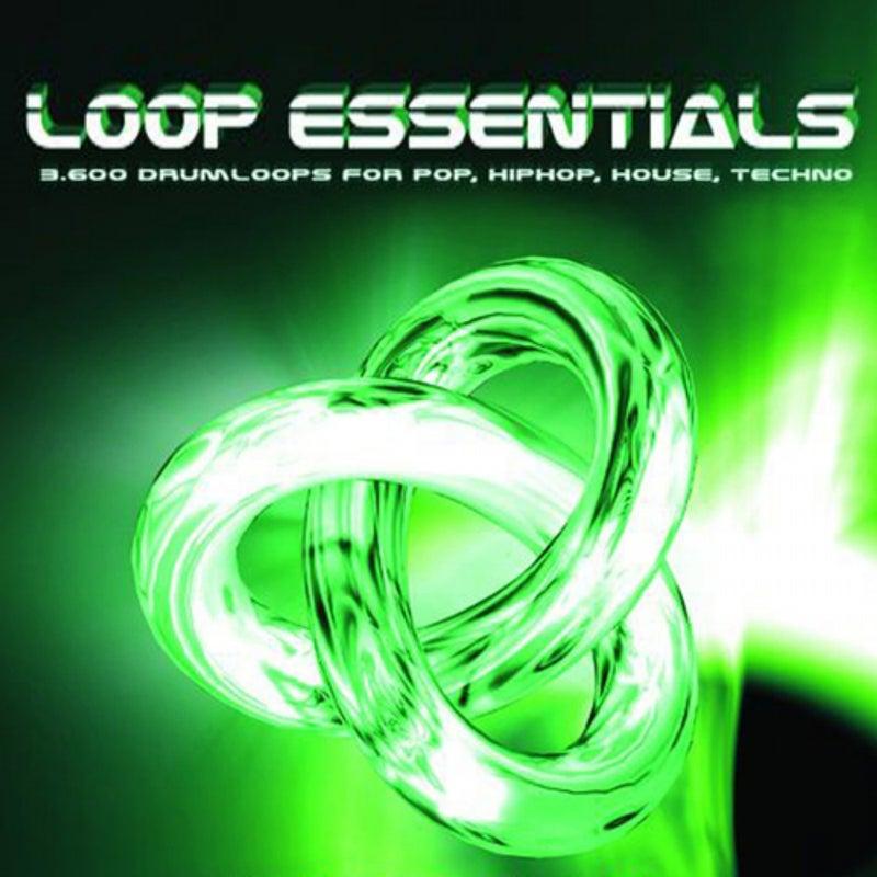 Loop Essentials (3600 Essential Drum Beats Samples)