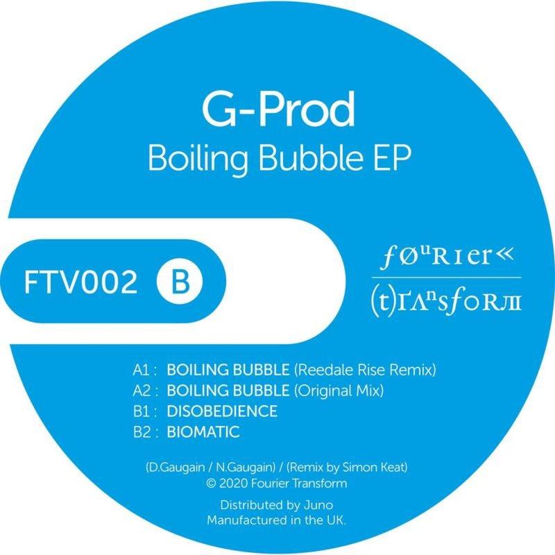 Boiling Bubble EP