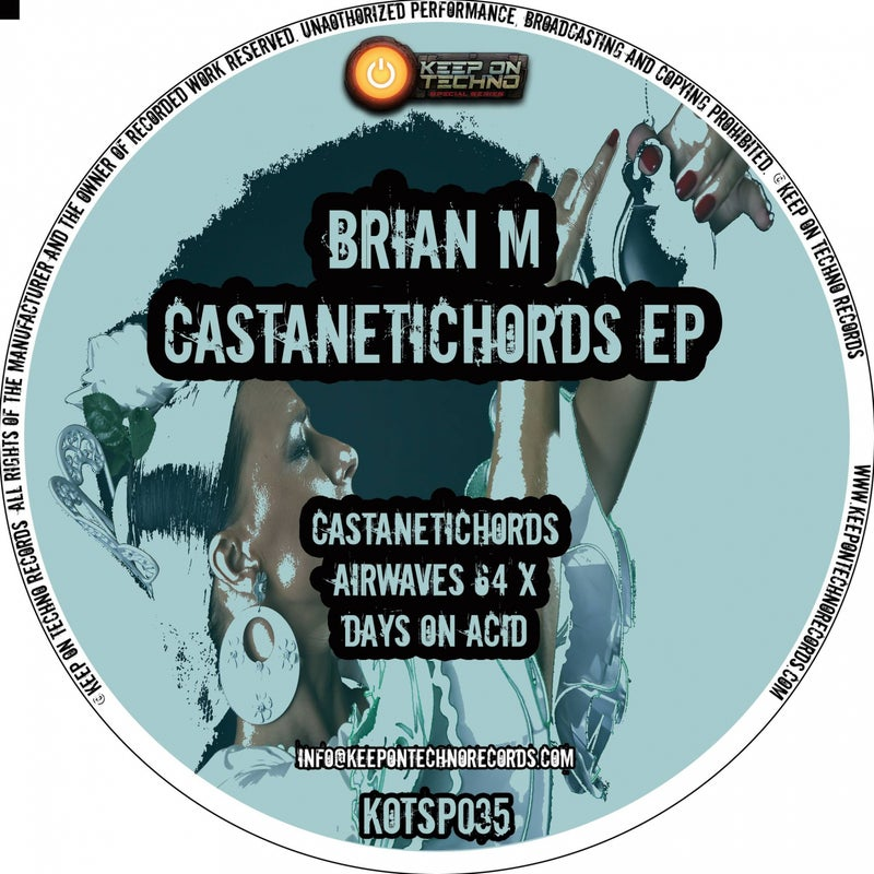 Castanetichords EP