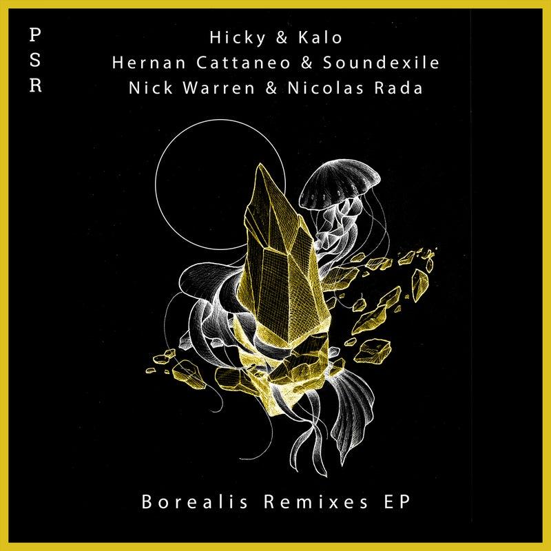 Borealis Remixes Ep
