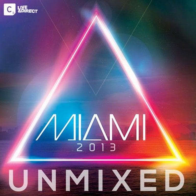 Miami 2013 - Unmixed DJ Format