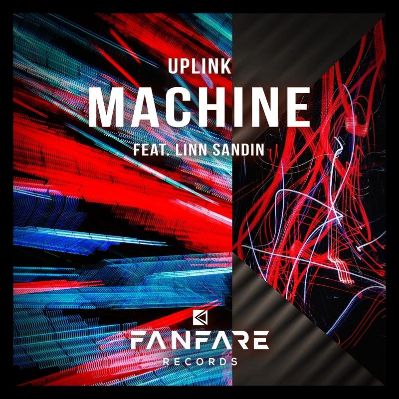 Machine (feat. Linn Sandin)
