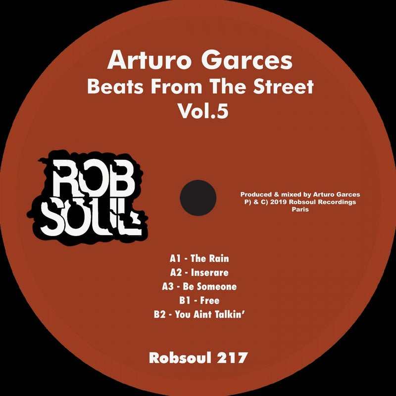 Beats From The Street Vol.5