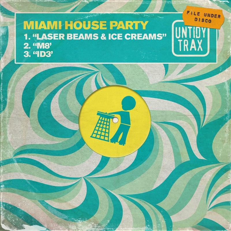 Laser Beams & Ice Creams